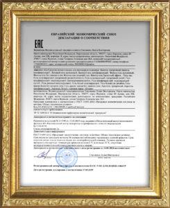 Евро декларация 2